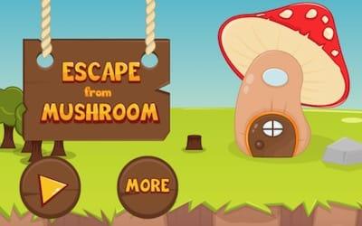 Escape The Mushroom Garden Free Fun Games