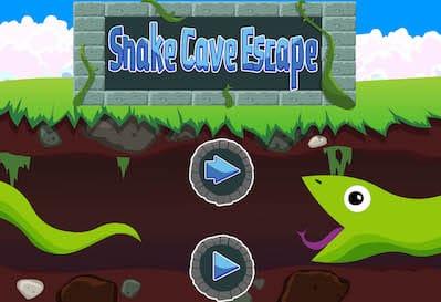 Snake Cave Escape Free Fun Games