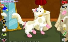 Catie The Cat Dress Up