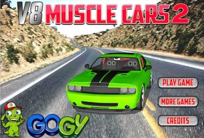 Muscle Car Racing Games Unblocked