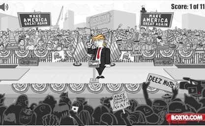 Whack The Trump Free Fun Games