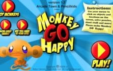 Monkey GO Happy