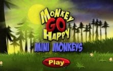 Monkey GO Happy Mini Monkeys