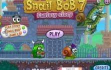 Snail Bob 7- Fantasy Story