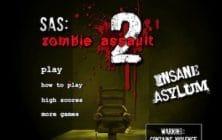 SAS Zombie Assault 2- Insane Asylum