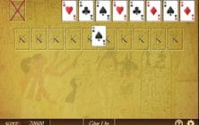 Thieves of Egypt Solitaire