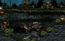 Halloween Graveyard Racing