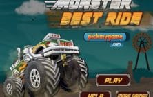 Monster Best Race